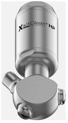 レヒラーのタンク洗浄用回転洗浄ノズル